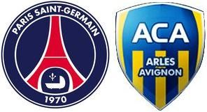gagner place match psg arles