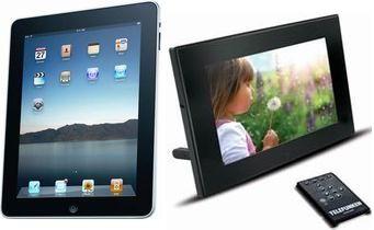 Gagnez un iPad, un cadre photo numérique....