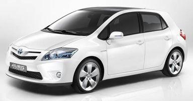 Gagnez une Toyota Auris HSD