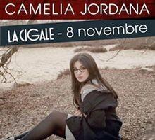 Gagnez des places pour le concert de Camelia Jordana