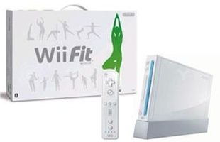 Gagnez une console wii + wii-fit