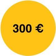 Gagnez des bons d'achat de 300€