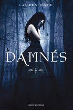 """Gagnez le livres """"Damnés"""" de Lauren Kate"""