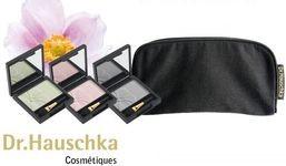 Gagnez des trousses de maquillage Dr Hauschka