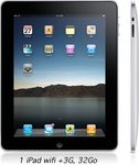 Gagnez un iPad Wifi 3G de 32 Go