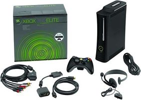 "Gagnez une console Xbox 360 ""Elite"""