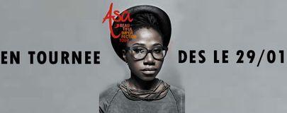 Gagnez un lot de 2 places pour un concert d'Asa