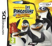 """Gagnez le jeu DS """"Les Pingouins de Madagascar"""""""