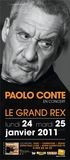 Gagnez une place pour le concert de Paolo Conte