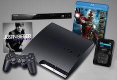 Gagnez une PS3, un lecteur MP3 ...