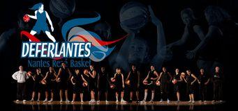 Gagnez 2 places pour le match de basket Nantes Reze Basket / Villeneuve