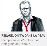 ipod touch, renaud