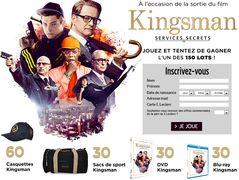 concours kingsman